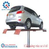 Cầu nâng rửa xe ô tô, bàn nâng rửa xe ô tô