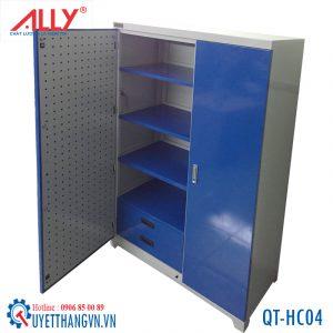 Tủ treo dụng cụ 2 cánh ally Qt-hc04