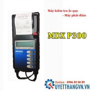 Máy đo kiểm ắc quy - máy phát điện MDX P300