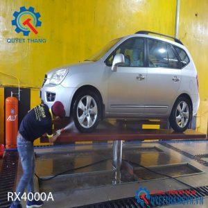 Cầu nâng 1 trụ rửa xe ô tô