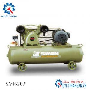 Máy nén khí piston 3HP Swan SVP-203