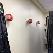 Cầu chữa cháy tự động