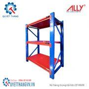 Kệ hàng trọng tải nặng dành cho nhà máy công nghiệp