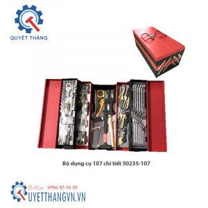 Hộp đồ nghề xách tay 107 chi tiết 50235