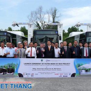 Thi công lắp đặt trạm sạc xe điện tại Việt Nam